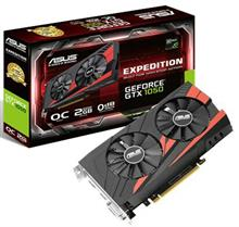 ASUS EX-GTX1050-O2G GDDR5 Graphics Card